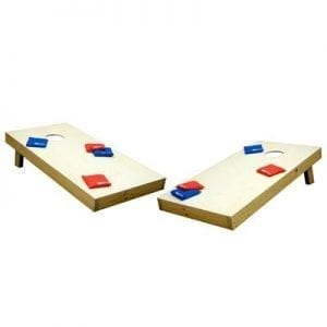 Authentic 2×4 Cornhole boards