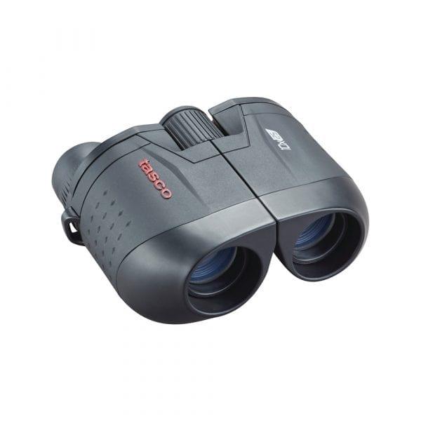 Tasco, Essentials Binoculars 10x25mm Porro Prism, Black, Boxed