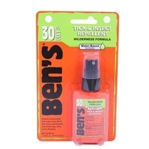 Adventure Medical Bens 30% 1.25 oz Pump