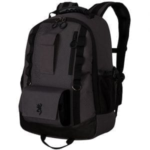 Browning Range Pro Backpack, Charcoal