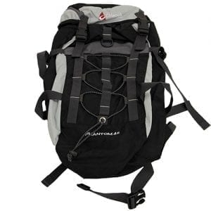 Chinook Phantom 45, Daypack Black