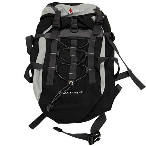 Chinook Phantom 45, Daypack Black