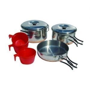 Chinook Ridgeline Cook Set Trio