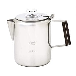 Chinook Coffee Percolator 3