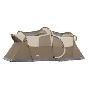 Tent 17x9 Weathermaster 10 Person Description