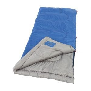 SLEEPING BAG RECT 50 REG BLUE C006