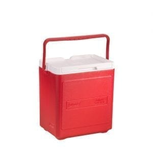 Coleman Cooler Red, 20 Can Stacker