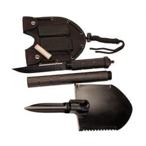 "Hawke Knives Mykel Hawke ""Apocalypse"" Shovel"