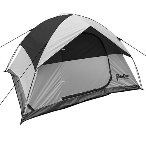 Rendezvous Dome Tent Grey/Blk 4p