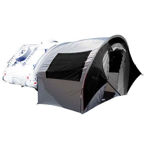 TAB Trailer Side Tent - silver/black trim