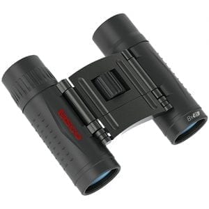 Tasco Essentials Binoculars 8x21mm, Roof Prism, Black, Boxed