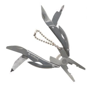 Ultimate Survival Technologies Multi-Tool Folding Plier, Silver