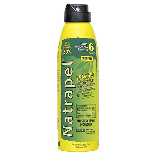 Natrapel Lemon Eucalyptus Insect Repellent