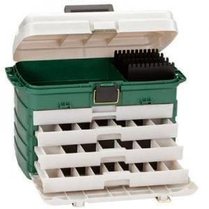 4-Drawer Tackle Box