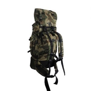 "Camouflage 30"" Hiking/Camping Water-Resistant Mountaineer's Backpack"