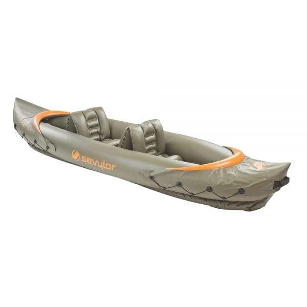 Inflatable Fishing Kayak - 2-Person