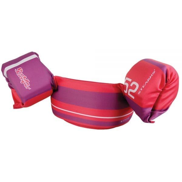Puddle Jumper® Tahiti Series - Nautical Pink Life Jacket