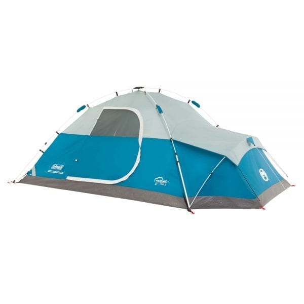 Dome Tent with Annex - 4 Person
