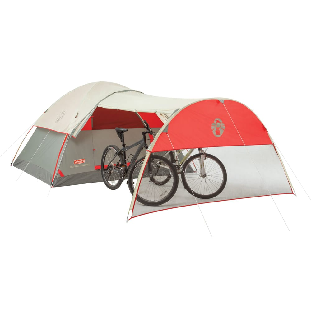 4 person Dome tent wth Porch