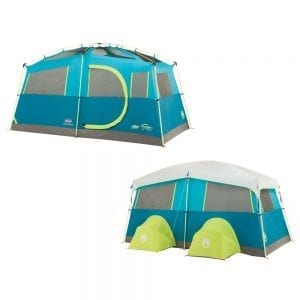 Fast Pitch™ Cabin with Cabinets - 6 Person Tent
