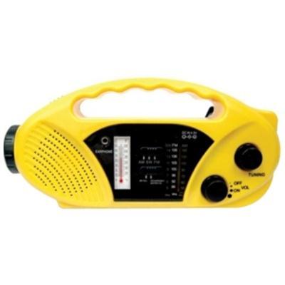Stansport Solar Radio Flashlight