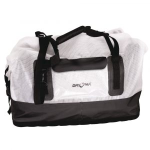 DRY PAK WATERPROOF DUFFEL BAG - CLEAR - LARGE