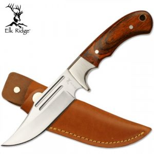 Bowie Knife with Lanyard