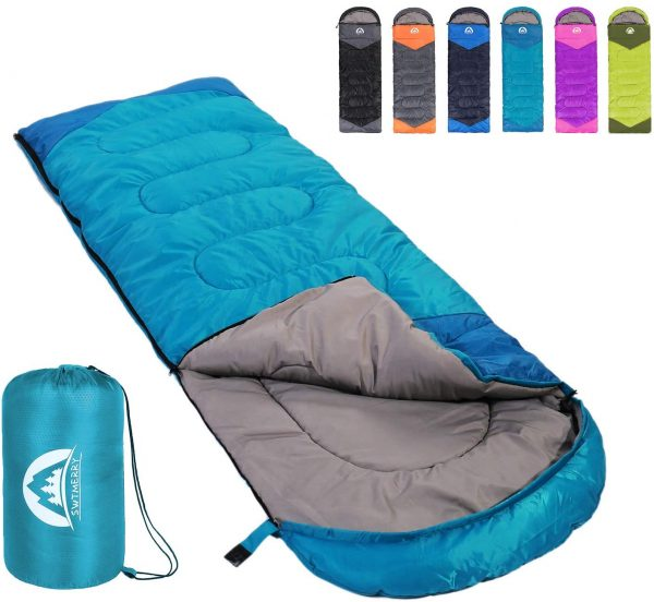 Sleeping Bag 3 Seasons (Summer, Spring, Fall) Warm