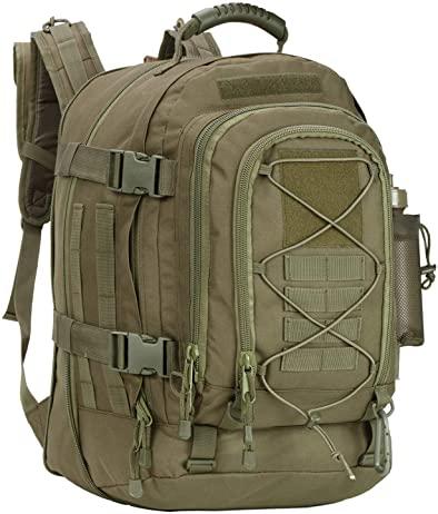 Backpack, Men Large Military Backpack Tactical Travel Backpack